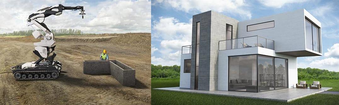 Cazza Construction lancia X1, Robot di stampa 3D per abitazioni